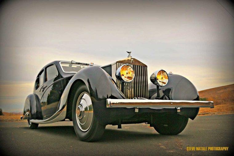 1932 Rolls-Royce Phantom ll Continental Berline Figoni et Falaschi 2