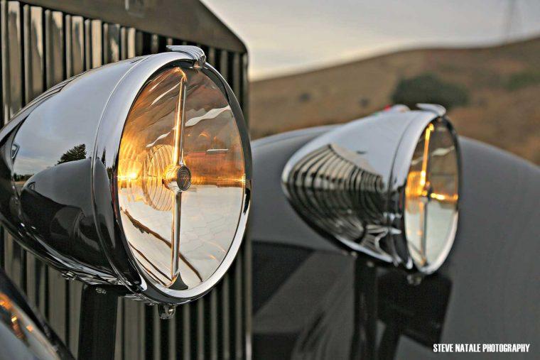 1932 Rolls-Royce Phantom ll Continental Berline Figoni et Falaschi 8