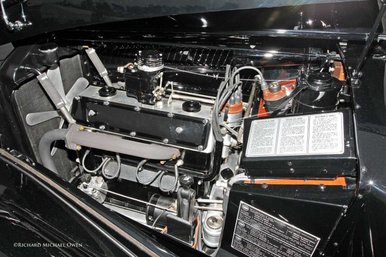 1936 Lancia Astura Pininfarina Cabriolet I