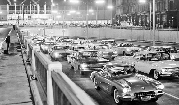 1960 Detroit Auto Show | The Old Motor