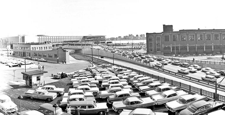 Detroit Auto Show - Cobo Hall -1960-3