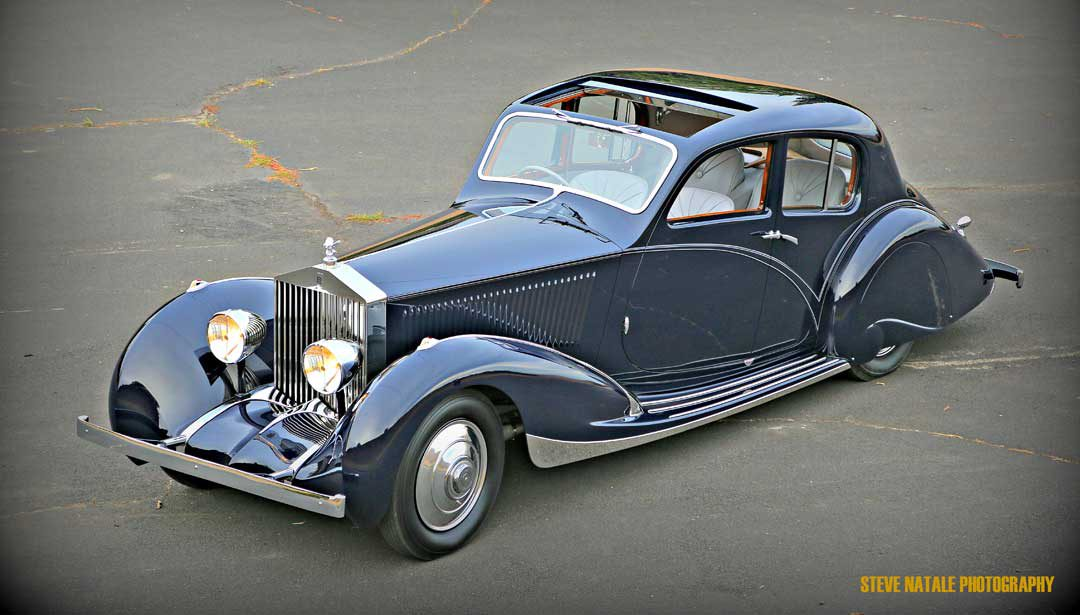 1932 Rolls Royce Phantom Ll Don T Forget The Grey Poupon Old Motor