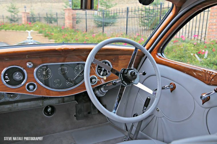 Rolls Royce Figoni et Falaschi Sedan 2