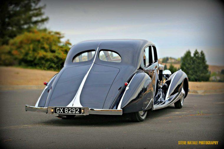 Rolls Royce Figoni et Falaschi Sedan 3