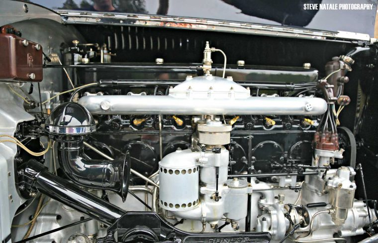 Rolls Royce Figoni et Falaschi Sedan 6