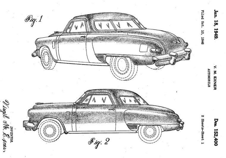 1949-patent-studebaker-starlight-coupe