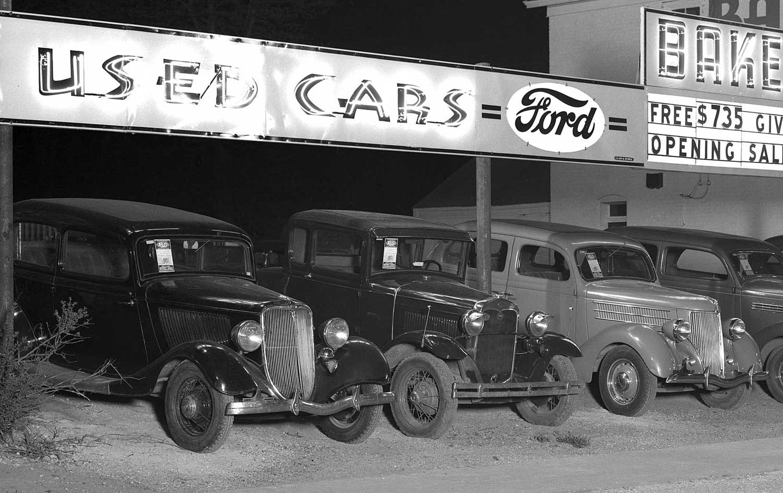 Baker Motor Company R & G Used Cars – Salt Lake City, Utah | The Old ...