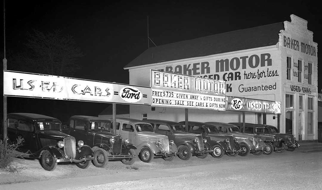Baker Motor Company R G Used Cars Salt Lake City Utah