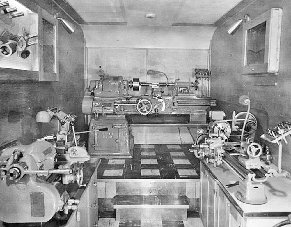 mobile machine shop