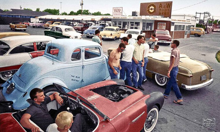 1950s-a-w-drive-in-with-period-custom-cars
