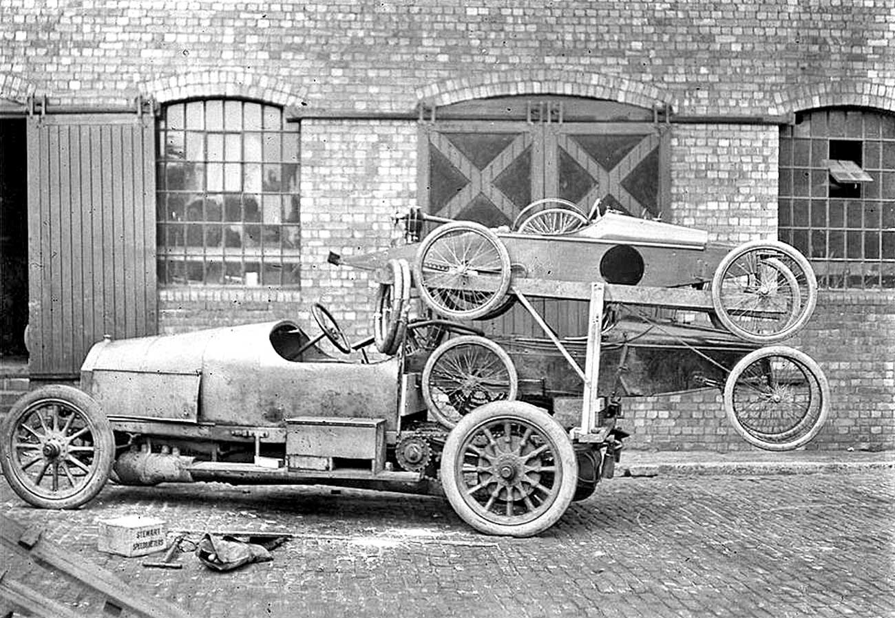 Auto Racing 1894 – 1942 | The Old Motor | Page 3