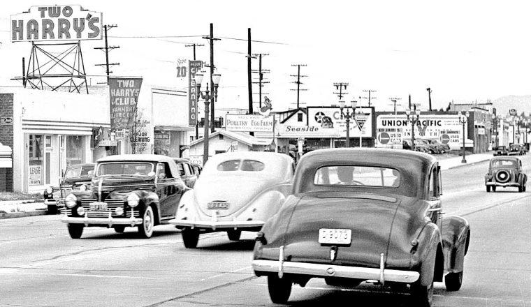 pico-boulevard-los-angeles-c1943-1930-1940s-autos-street-scene