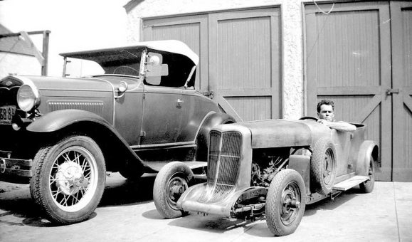 1931-model-a-ford-roadster-and-custom-built-small-car
