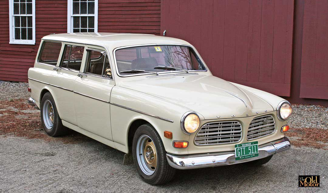 volvo 122 station wagon for sale the wagon. Black Bedroom Furniture Sets. Home Design Ideas