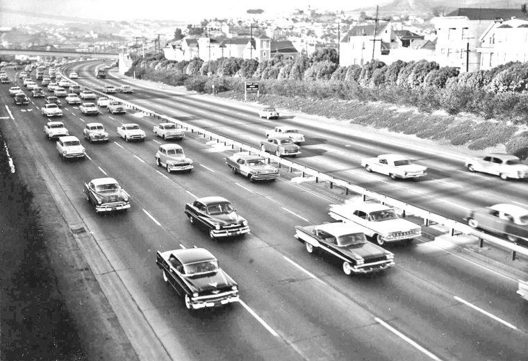 bay-shore-freeway-san-francisco-fifties-cars