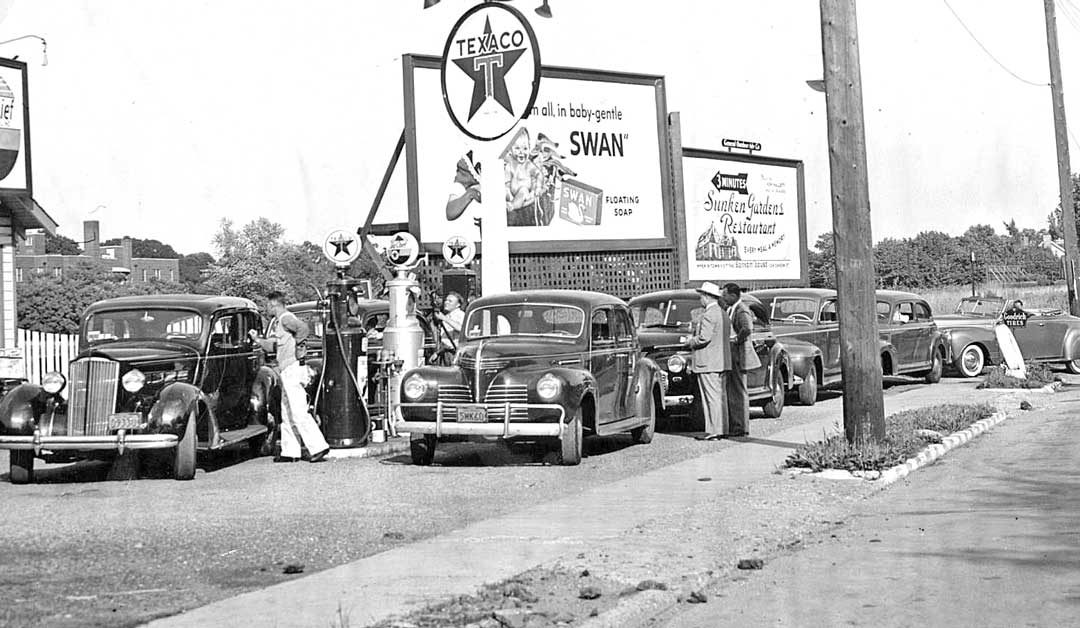 Unique and Interesting World War II Gasoline Rationing Images | The ...