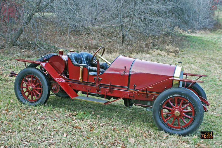 Collier Collection 1914 Simplex Speed Car