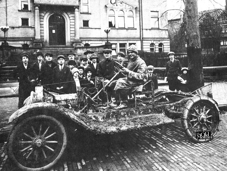 Dodge Brothers Four speedster circa 1915-1927 East Liverpool ohio