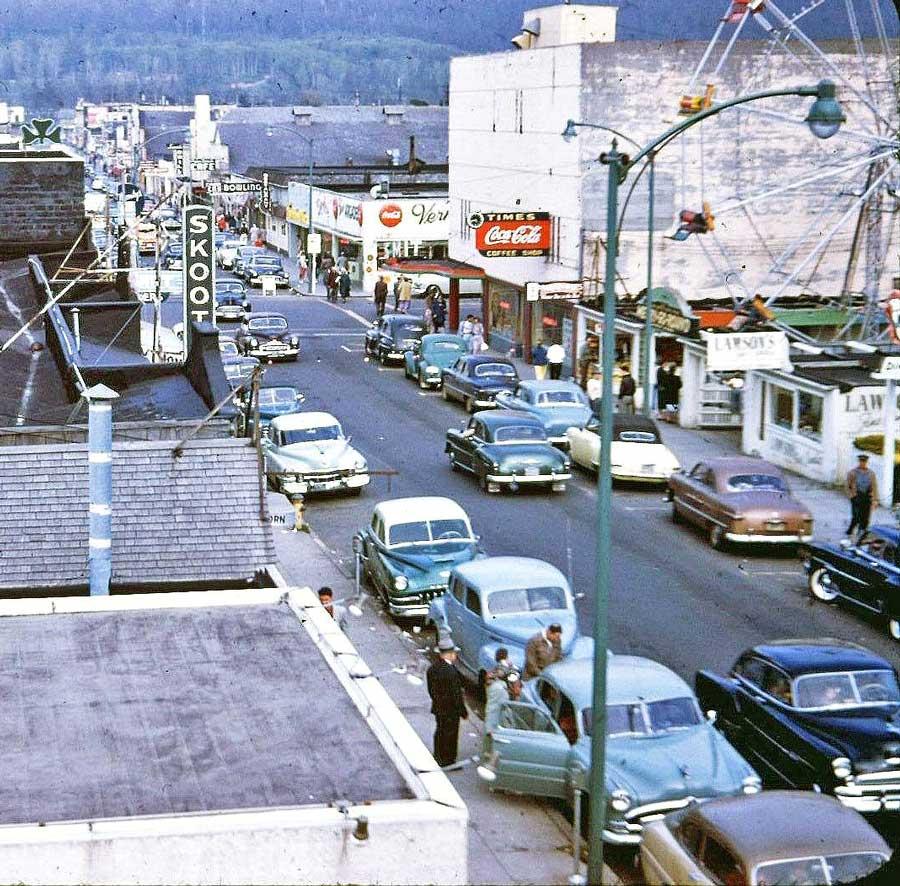 Four Fun Friday Fifties And Sixties Kodachrome Car Images