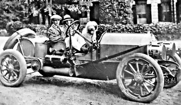 1908 to 1912 Simplex Speed Car 1