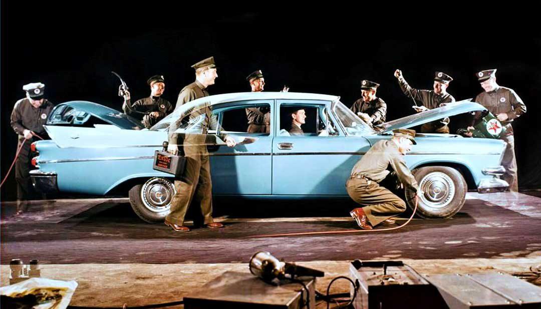 Model T Ford Center door sedan | The Old Motor