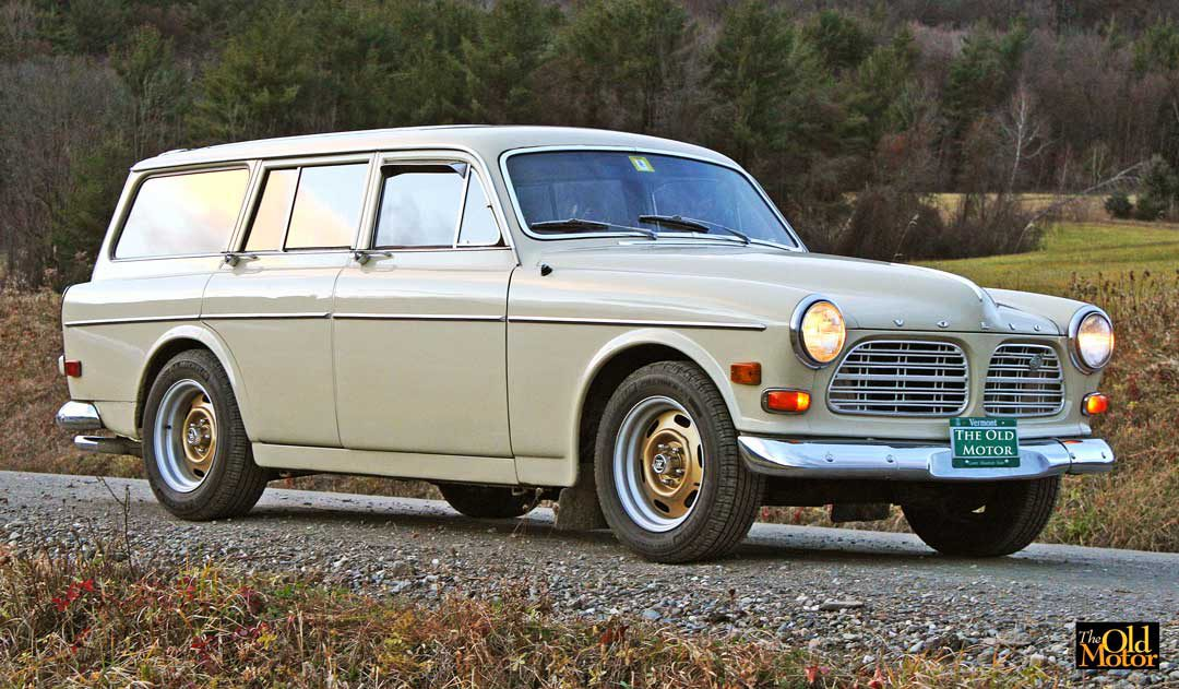 "Volvo 122s ""Georgia Peach"" Station Wagon Restoration – Part VI 