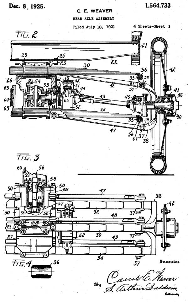 independent front suspension manufacturers