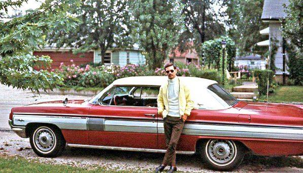 Early-1960s Oldsmobile hardtop