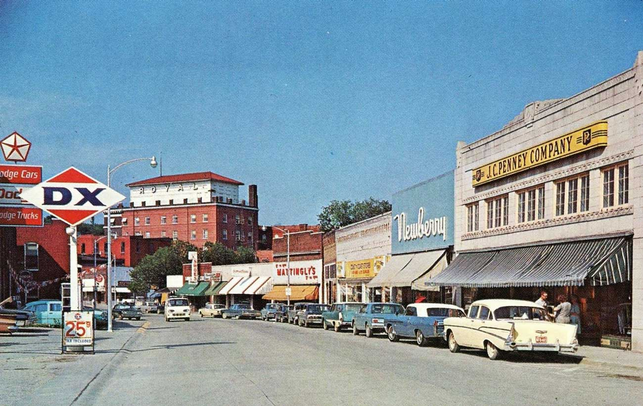 Myrtle Beach Chrysler >> Four Fun Friday Fifties and Sixties Kodachrome Car Images ...