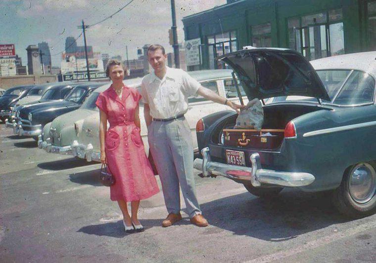 1950s Willys Sedan