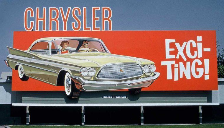 1960s Chrysler Advertising