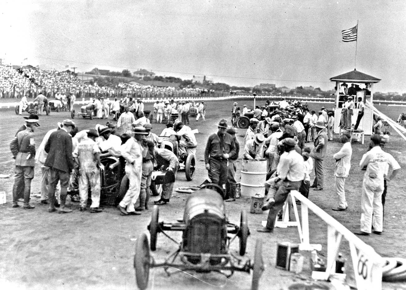 Racing Cars at the West Texas Fair at Abilene – Part II | The Old Motor