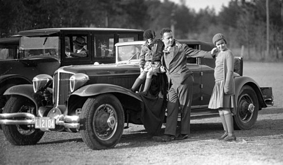 First Production Front Wheel Drive Car The Old Motor