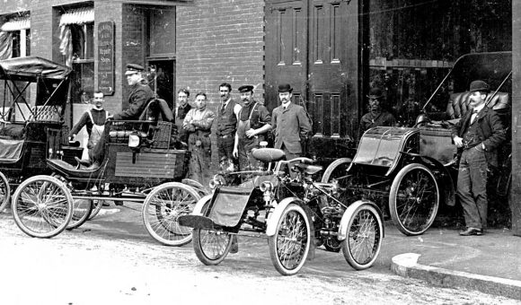 During The Early 1900s Steam Ed Car Was At Forefront Of Motor Vehicle Movement Due To Over Two Centuries Previous Development