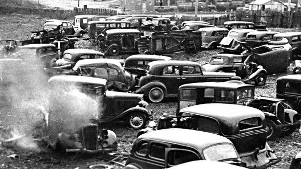 Where We Hunt - Junk Yards |Salvage Yard