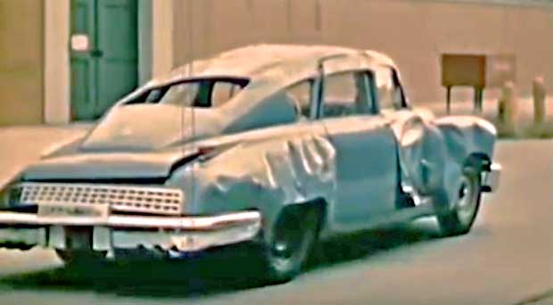 Tucker 48 The Story Of Preston Tucker And The Tucker