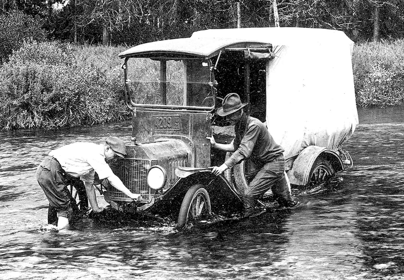 Salmon River Artist And Photographer George Beard S Model