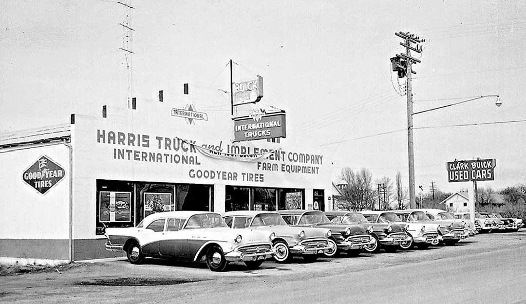 The New Buicks In Stock At Clark Buick And Harris Truck - Buick stock