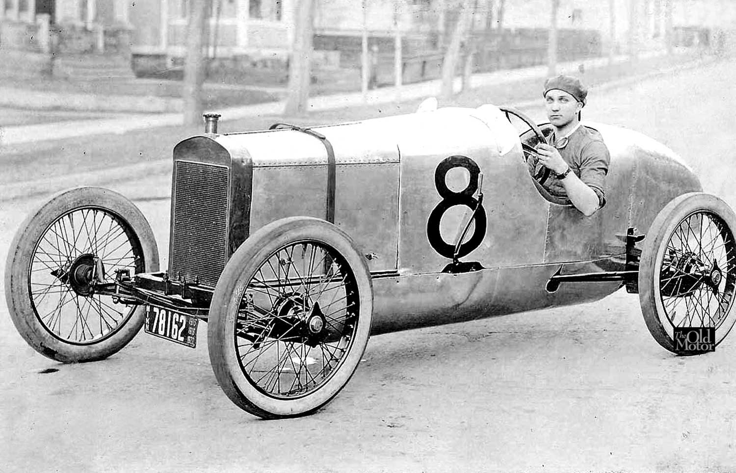 "New Details Uncovered: Norske Larson\'s ""Mooney Special"" Model T Ford ..."