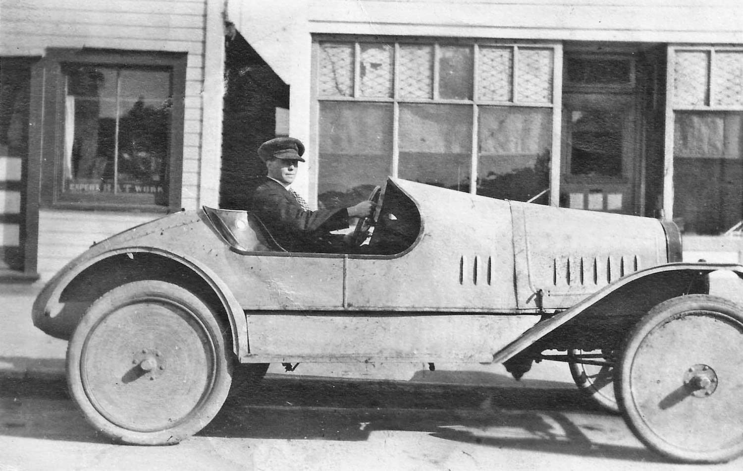 Model T Ford Racing Car | The Old Motor