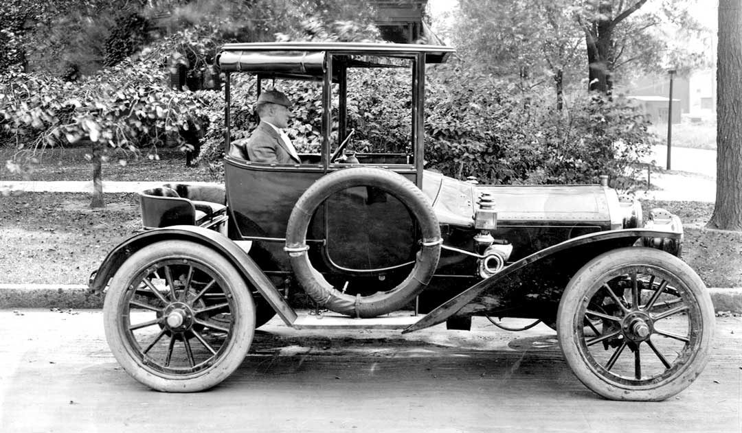 Detroit: Cars Built by the Auto Parts Manufacturing Co. Part I | The ...