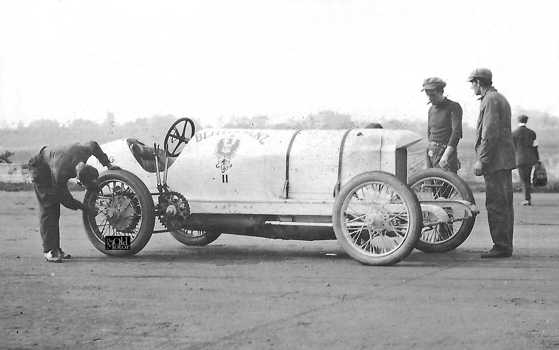 Auto Racing 1894 – 1942 | The Old Motor