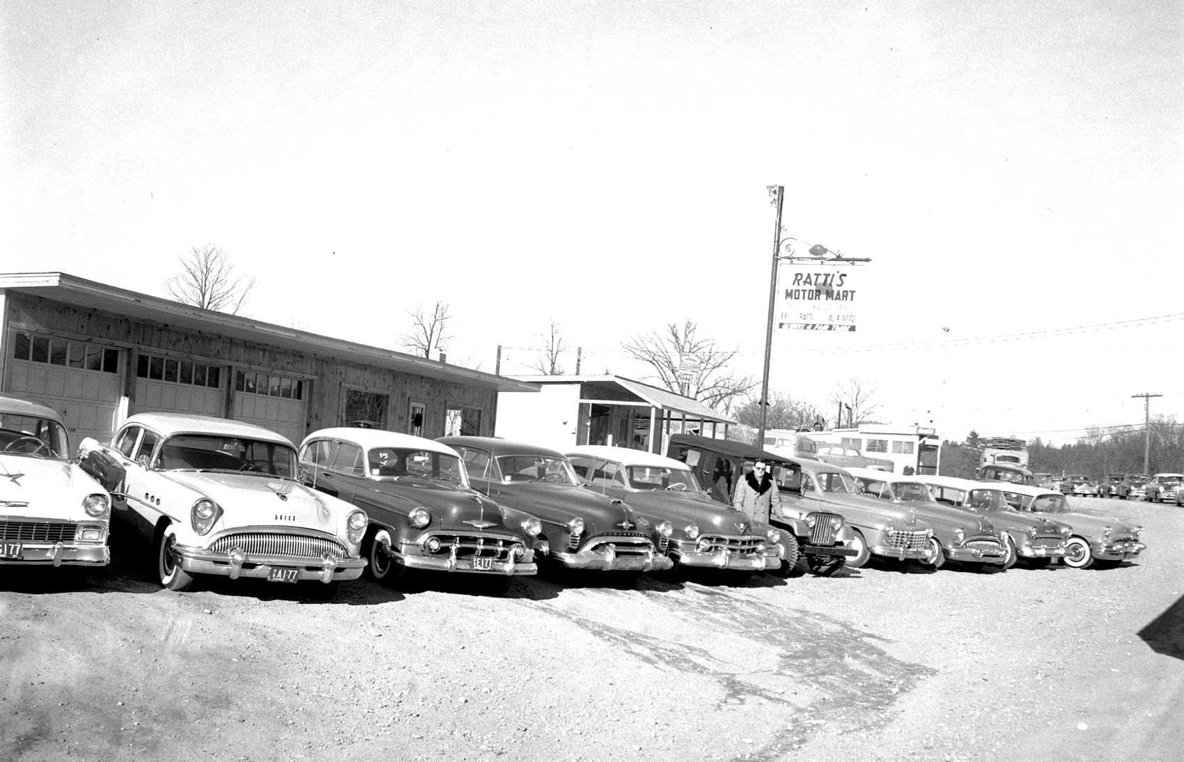 Route  Car Dealership