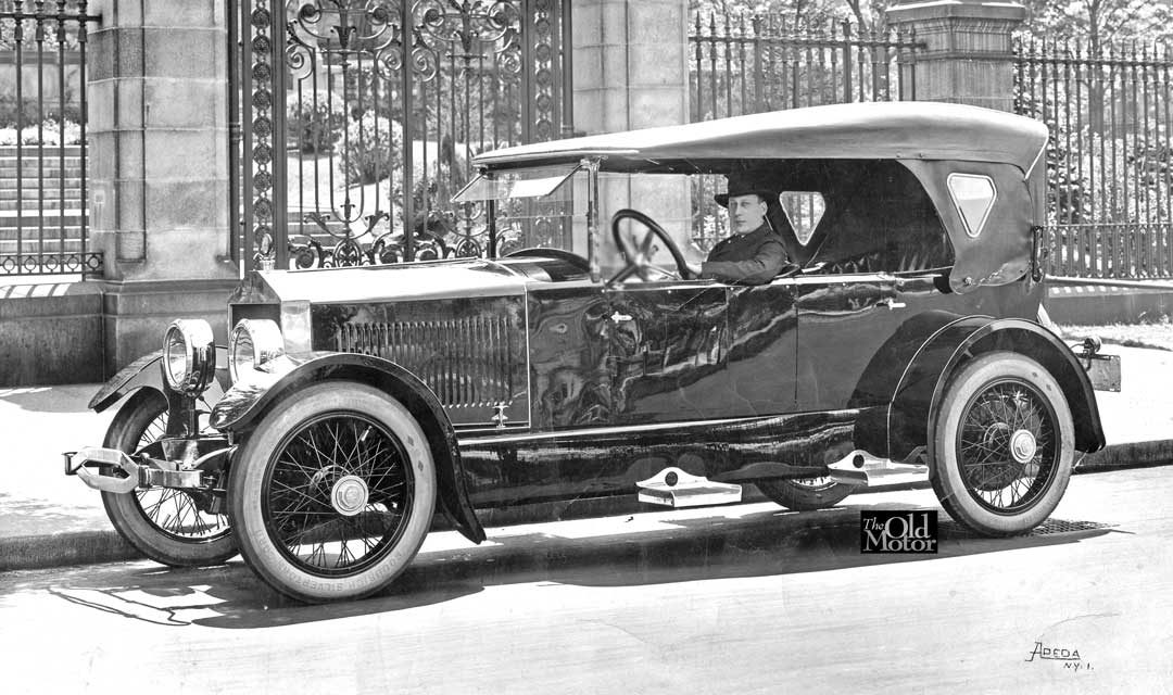 """The Kenworthy Motor Company Builds """"A Car with no Superior"""" 