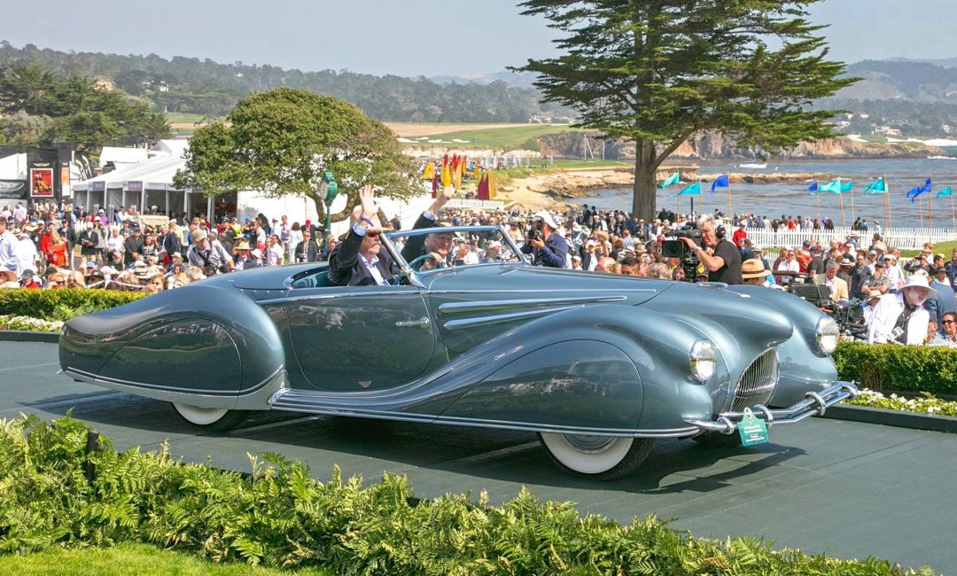 Concours D Elegance >> Dawn Patrol And The Selection Process For The Pebble Beach Concours
