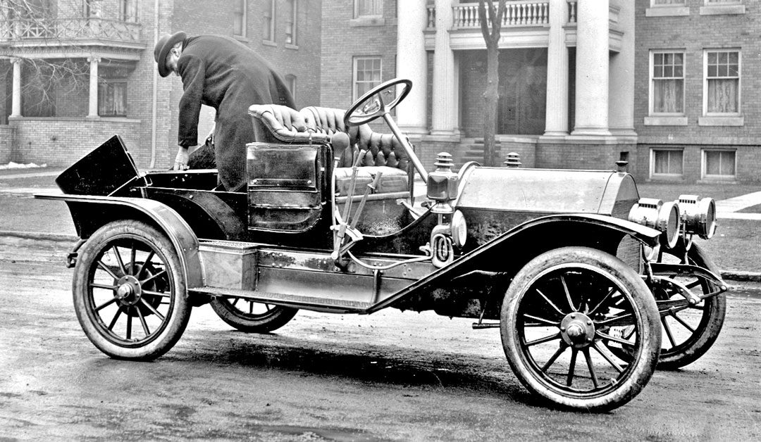Mystery Touring Cars: Auto Parts Manufacturing Co. | The Old Motor