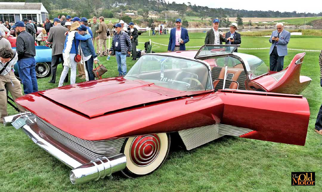American Dream Cars of the 60s – 2017 Pebble Beach Concours d ...