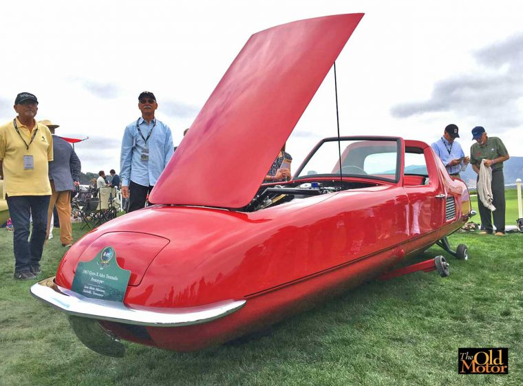 American Dream Cars Of The 60s 2017 Pebble Beach