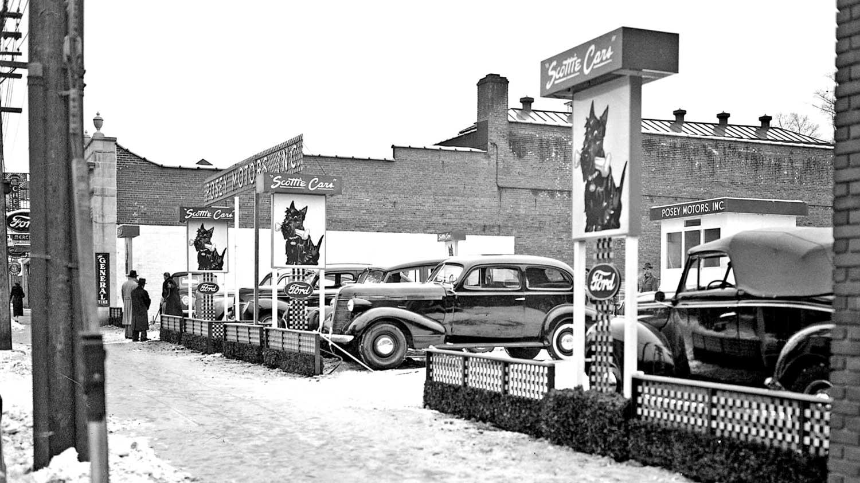 "Posey Motors Inc. – ""Scottie Cars"" Used Car Sales Lot ..."