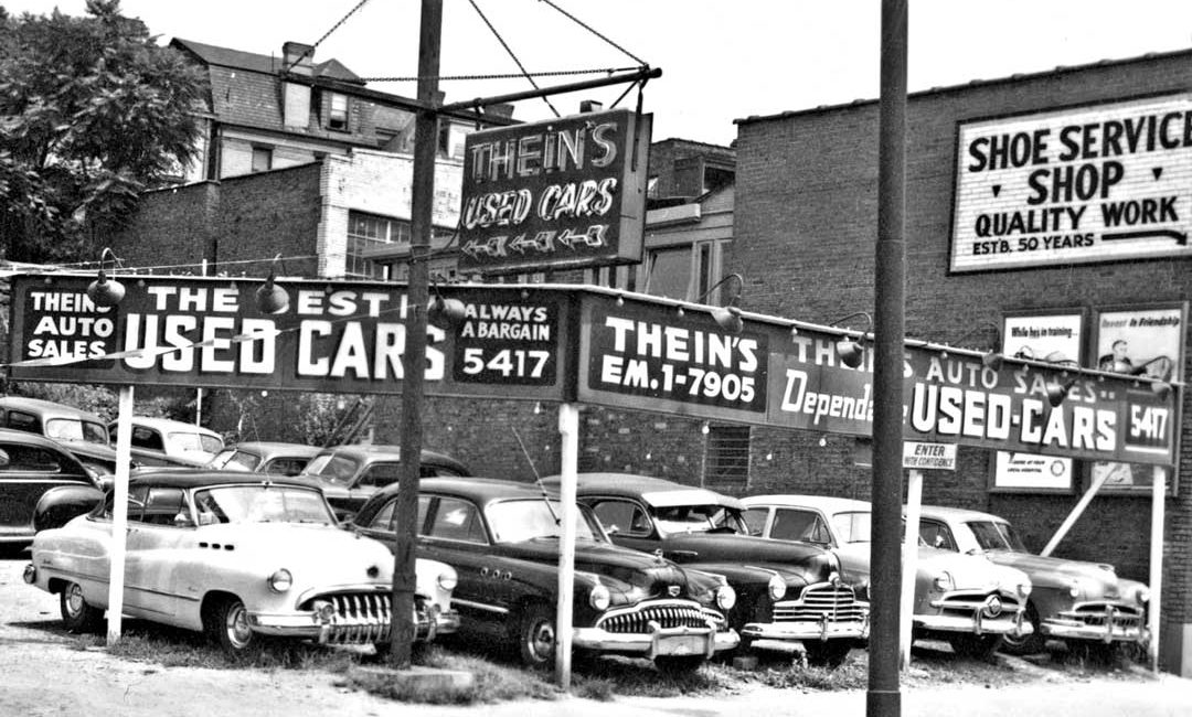 Thein\'s and Agnew\'s Used Car Lots – Pittsburgh Pennsylvania | The ...